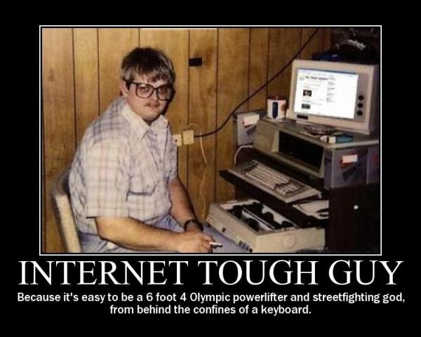 Internet though guy ROFLMAO