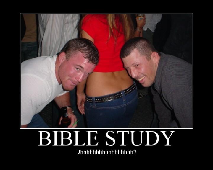 Bible Study - Uhhhhhhhhhhhh